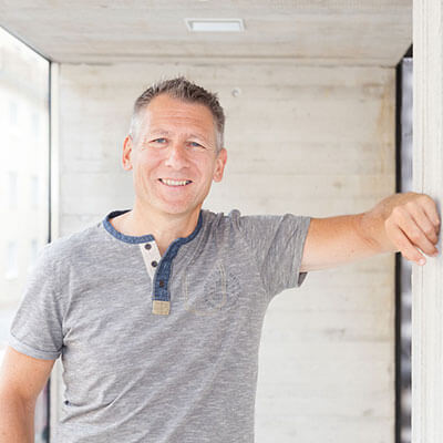 Lumin Senior Developer Rainer Hochreiter