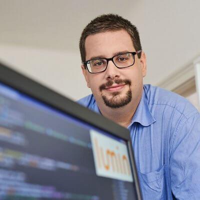 Lumin Developer Michael Weikl